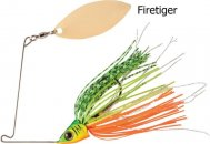 RAPTURE SHARP SPIN SINGLE WILLOW 10 g FIRETIGER