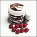 STÉG PRODUCT SOLUBLE BOILIE + FLAVOR 16 MM SPICY 90 G + 5 ML