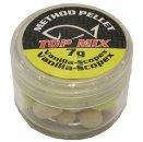 Top Mix method Feeder pellet Vanília-Scopex 7 g