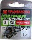 Trabucco Super Specialist 10 horog, 15db/csg