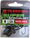 Trabucco Super Specialist 8 horog, 15db/csg