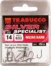 Trabucco Silver Specialist 15db/csg 16, feeder horog