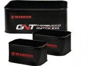 Trabucco GNT Match EVA groundbait bowl set 1+2, etetőkeverő