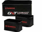 Trabucco GNT Match EVA groundbait bowl set 1+2, etetőkeverő