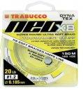 Trabucco Dyna-Tex Neo X8 Yellow fonott zsinór 150m 0,185