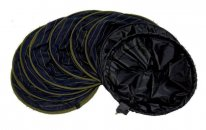 TRABUCCO NASSA GNT-PRO NET PVC-PE MESH ROUND 50 4,0 m, versenyszák