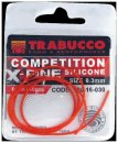 TRABUCCO COMP. X-FINE SILICONE 0.5mm-50cm, szilikon cső