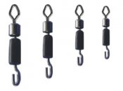 Trabucco XPS Competition Fast Link Swivels 22 6 db/csg, match - feeder gyorskapocs