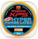 TRABUCCO XPS HYPER STERTCH POWER LATEX 2,6 mm 5m, rakós gumi