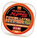 ** TRABUCCO XPS HYPER STRETCH POWER LATEX 2.8mm 5m tömör rakós gumi