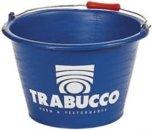 TRABUCCO BUCKET 12 l-es kék vödör