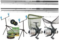 CARP HUNTER PLUS LONG CAST RUNNER FEEDER SZETT