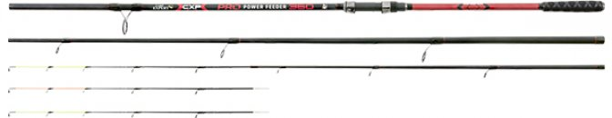 CARP EXPERT PRO POWER FEEDER 3,90M 100-150G BOT