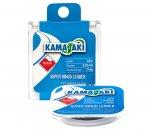 KAMASAKI SUPER BRAID LEADER 10M 0.22MM 18,1KG