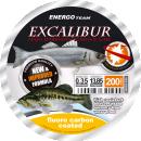 ZSINÓR EXCALIBUR SEA FLUORO CARBON COATED 200M 0,18
