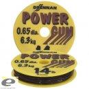 DRENNAN POWER GUM 0,65MM 14LB ZÖLD