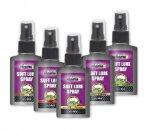 PZ 50ml süllő Soft Lure Spray Gumihal twister aroma spray