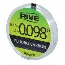 RIVE FLUOROCARBON ZSINÓR 30M 0,104 MM