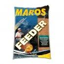 FEEDER Series Etetőanyag Maros Extra keszeg